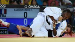 Médaille d'argent pour la judoka Clarisse