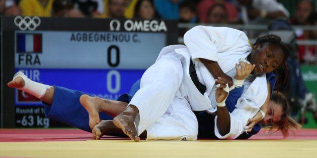 2016 Rio Olympics - Judo - Preliminary - Women -63kg Elimination Rounds - Carioca Arena 2 - Rio de Janeiro,...