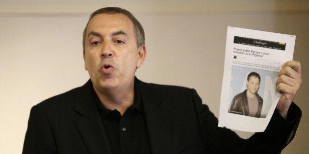 Jean-Marc Morandini visé par deux enquêtes