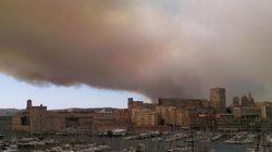 Plusieurs blessés dans de violents incendies dans l'Hérault et les