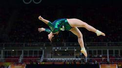 Cette gymnaste mexicaine a fait ressortir le meilleur et le pire des réseaux