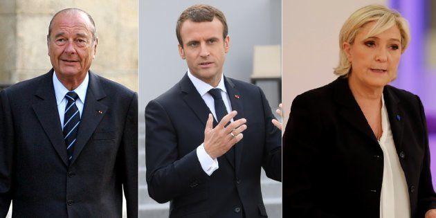 Vél d'Hiv: En réaffirmant la responsabilité de la France, Macron rend hommage à Chirac et règle ses comptes...
