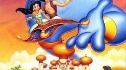 On sait qui va interpréter Aladdin, Jasmine et le Génie dans le prochain film