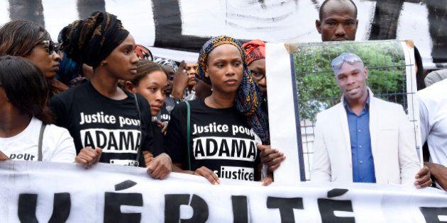 Adama Traoré avait consommé du cannabis avant sa mort, selon le procureur qui conteste la version de...