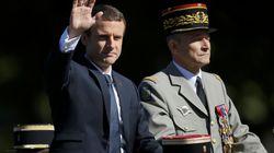 Entre Macron et son chef d'état-major, l'histoire d'une rupture en cinq