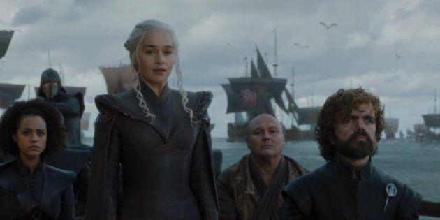 Game Of Thrones Saison 7 Le Résumé De L épisode 1 Attention Spoilers Le Huffpost
