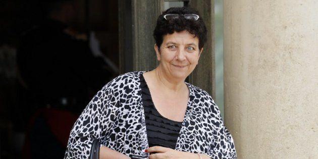 Frédérique Vidal à l'Elysée le 28 juin
