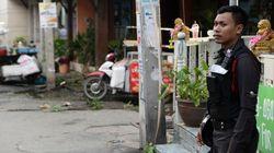 Série d'explosion de bombes en Thaïlande, quatre morts et plus de vingt