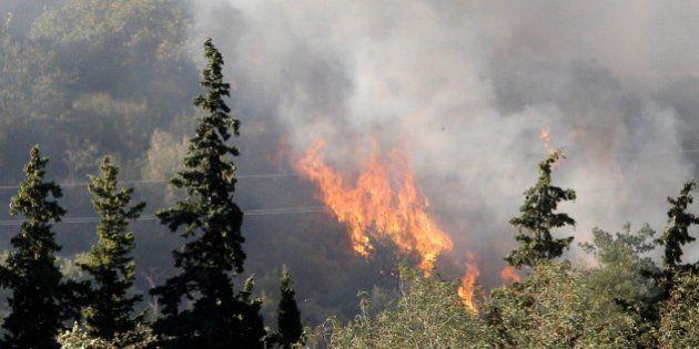 L'incendie dans les Pyrénées-Orientales maîtrisé, 1000 hectares