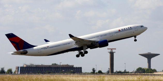 Grâce au tweet d'une passagère, tout le monde a défendu Delta Air