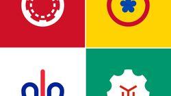 Saurez-vous reconnaître les drapeaux européens revisités à la