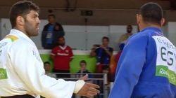 Un Égyptien battu par un Israélien en judo refuse de lui serrer la