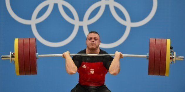 Dopage : 4e sportif contrôlé positif à Rio, l'haltérophile polonais Adrian