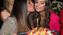 Malika Menard fête ses 30 ans en grande pompe, entourée de nombreuses Miss
