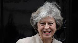 Soutenue par Trump, Theresa May s'apprête à faire son grand discours sur le