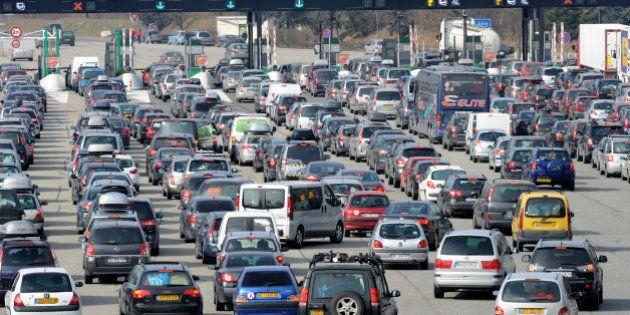 Info trafic: Bison futé voit rouge samedi 13 août dans le sens des départs comme des