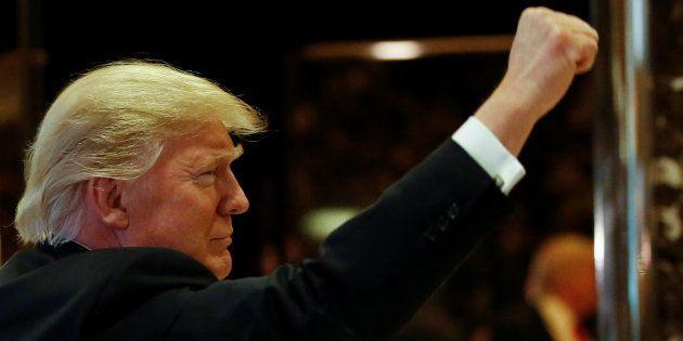 Le fantôme de Nixon rode autour de l'inauguration de Donald