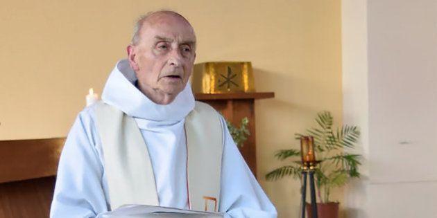 Le père Hamel pourrait devenir un saint martyr de
