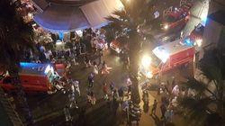 Mouvement de panique à Juan-les-Pins à cause de pétards, 40