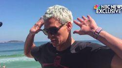 Ryan Lochte braqué à bout portant à Rio par de faux