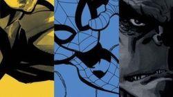 Les héros Marvel revisités par Jeph Loeb et Tim Sale: trois réussites et un