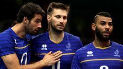 Les volleyeurs français éliminés par le