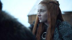 SPOILERS - Ce détail capillaire de Sansa pourrait avoir son