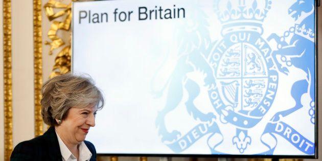 Les menaces voilées du discours de Theresa May sur le