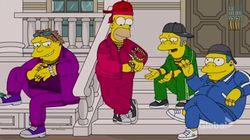 Voici le générique des Simpson remixé pour un épisode spécial hip-hop, avec Snoop