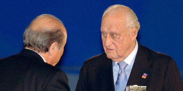 Joao Havelange, ex-président de la Fifa, est mort à l'âge de 100