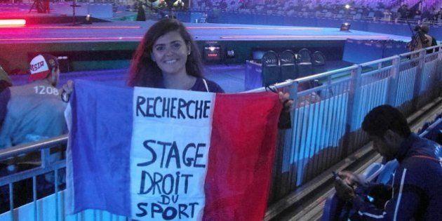 L'astucieuse technique de cette Française présente aux Jeux olympiques de Rio pour trouver un