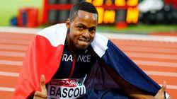 Dimitri Bascou médaillé de bronze sur 110 m