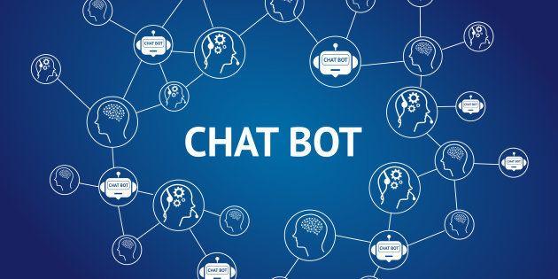 Vous allez de plus en plus parler à un robot sur internet mais c'est une bonne