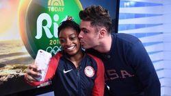 Elle a gagné 4 médailles d'or, mais c'est ce moment qui la marquera le