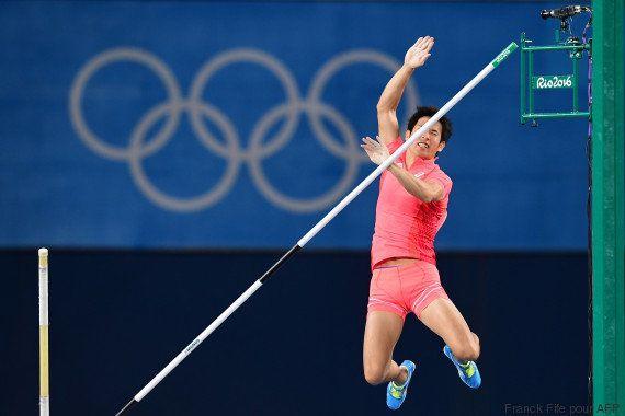 Olympiades de Rio: le perchiste japonais Hiroki Ogita regrette le débat autour... de son