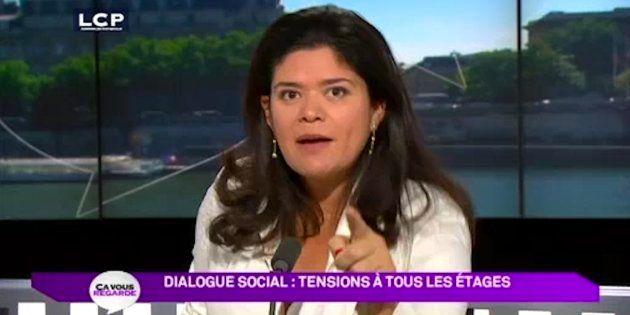 Raquel Garrido recrutée par C8, une contradiction pour cette Insoumise? Pas si