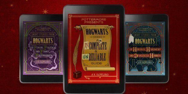 JK Rowling va user le filon des livres Harry Potter jusqu'au