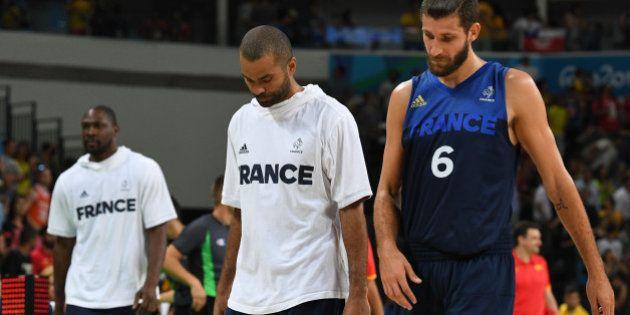Basket: l'Espagne écrase la France pour le dernier match international de Tony Parker aux Olympiades...