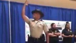 Ce policier américain danse comme jamais sur du