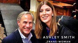 Ce gouverneur transphobe ne s'est même pas rendu compte qu'il posait avec une femme