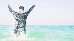 L'islam corporel, les plages et le
