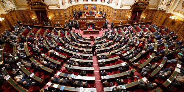 Une vue générale du Sénat (Image
