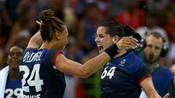 Les Françaises accèdent à la finale de hand aux JO, une