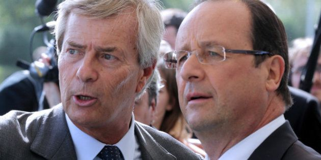 Pour François Hollande, Vincent Bolloré est un