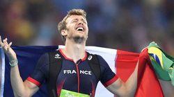 Christophe Lemaitre décroche le bronze au 200m, Usain Bolt encore en