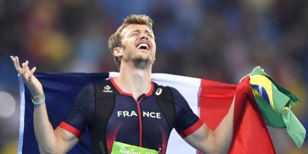 Olympiades de Rio: Christophe Lemaitre remporte le bronze au 200m, Usain Bolt en