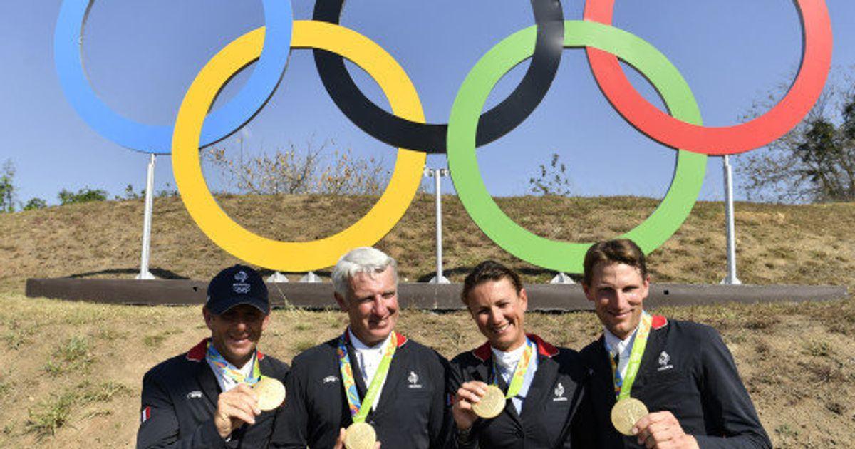 Tableau Des Medailles A Rio La France Fait Deja Mieux Qu Aux Olympiades De Londres En 2012 Le Huffpost