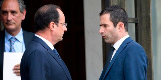 Benoît Hamon tire à vue sur François Hollande et donne le ton de la primaire à