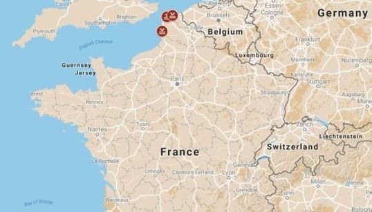 Avant Nice, les communes françaises qui ont interdit le burkini sur leurs