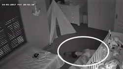 Cette maman a une technique de ninja pour éviter de réveiller son